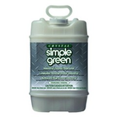 Crystal Simple Green Industrial Cleaner & Degreaser – 5 Gallon