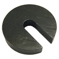 #10 & 1/4″ Bolt Size – Black Oxide Carbon Steel – C Washer